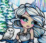 Freebie Ice Princess