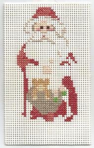 Santa 7 in progress